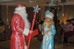 """В ГАУЗ """"Городская поликлиника №10"""" прошло праздничное мероприятие, посвященное Новому году"""