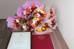 19 февраля 2021 года в ГАУЗ «Городская поликлиника №10» г.Казани состоялось торжественная церемония награждения сотрудников учреждения за добросовестный плодотворный труд