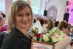 Каюмова Ильмира Габдулхановна, старшая медицинская сестра терапевтического отделения №5, заняла III место на Республиканском этапе конкурса «Лучший специалист со средним медицинским и фармацевтическим образованием-2021»