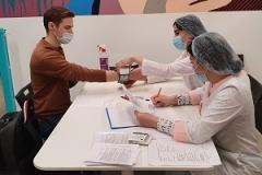 Где можно сделать прививку от COVID-19 в Казани?