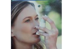 """В ГАУЗ """"Городская поликлиника №10"""" проведена школа для пациентов на тему: «Бронхиальная астма. Профилактика осложнений бронхиальной астмы"""""""