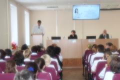 В ГАУЗ «Городская поликлиника №10» прошло совещание по итогам 2017 года.