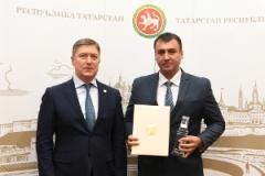 ГАУЗ «Городская поликлиника №10» признана лауреатом XIV открытого республиканского конкурса.
