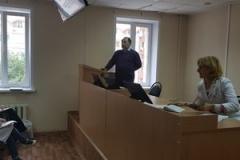 26 сентября в ГАУЗ «Городская поликлиника №10» состоялось занятие с коллективом на тему: «Синдром выгорания среди медицинских работников».