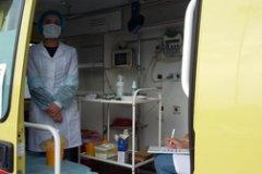 """ГАУЗ """"Городская поликлиника №10"""" проводит вакцинацию против гриппа у ТЦ """"Тандем"""" по выходным дням с 10:00 до 18:00."""